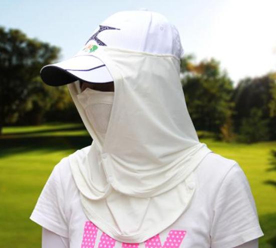 高尔夫防晒