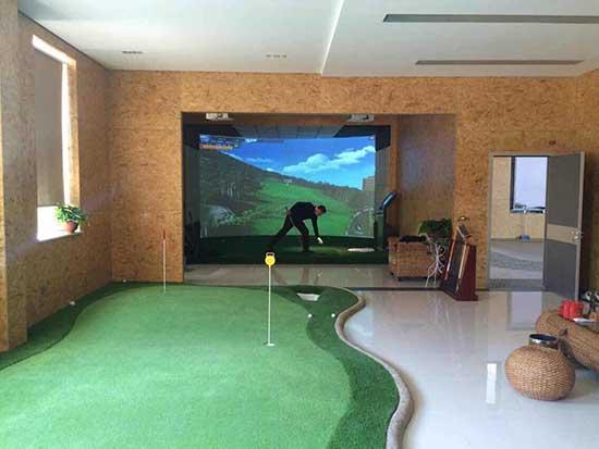室内高尔夫市场前景