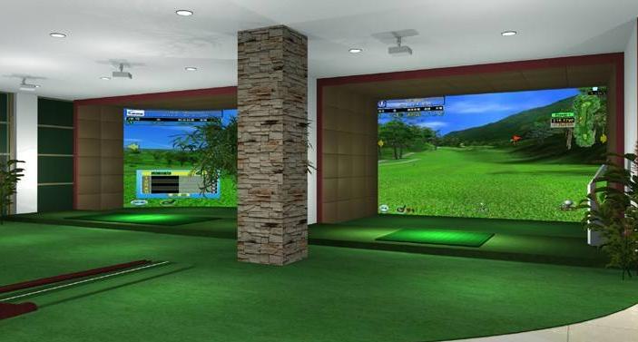 怎么选择适合自己的高尔夫模拟器